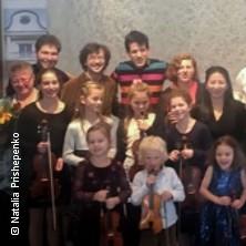 Natalia & Tamara Prishepenko präsentieren: Violin-Wunderkinder bei Blackmore's in Berlin, 13.05.2018 - Tickets -