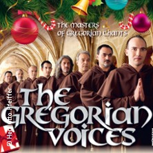The Gregorian Voices: Gregorianik meets Pop - Zur Weihnachtszeit - Tour 2018