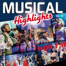 Musical Highlights Vol. 12 - Das Beste aus über 20 Musicals in VERDEN * Stadthalle Verden,