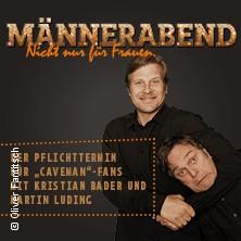 Karten für Männerabend mit Kristian Bader in Hamburg