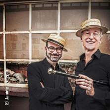 Bild für Event Die Zwei von der Klangstelle - Markus Weber / Dieter Scheithe