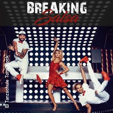 Breaking Salsa - mit Tom2Rock und Kim Wojtera in BREMEN * Metropol Theater Bremen,