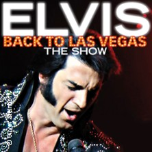 Karten für Elvis the Show - Back to Las Vegas in Borken