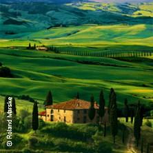 Karten für Toskana - Italiens Traumlandschaft:Audivisions - Reportage in Minden
