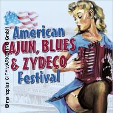 American Cajun, Blues & Zydeco Festival in MAINZ * Frankfurter Hof,