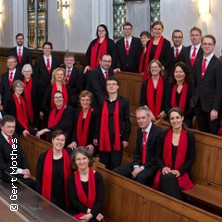 Leipziger Vocalensemble in LEIPZIG * Thomaskirche