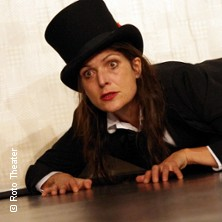 Der große Tucholsky Abend - mit Barbara Kleyboldt & Rüdiger Trappmann in DORTMUND * Roto Theater,