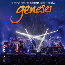 Geneses - We can?t dance on Broadway - Tour 2019/2020 in MAGDEBURG * AMO Kulturhaus,