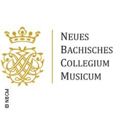 Neues Bachisches Collegium Musicum Karten für ihre Events 2017