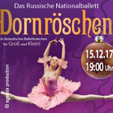 Dornröschen - Ein Fantastisches Ballettmärchen Mit Erzählerin Tickets
