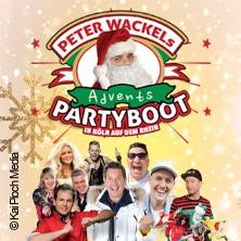 Peter Wackel's Advent Partyboot