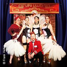 Die Lipsi Lillies Burlesque-Dinnershow: Grand Hotel Burlesque - frisch gestrichen