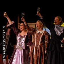 Alban und die Königin - Das Musical