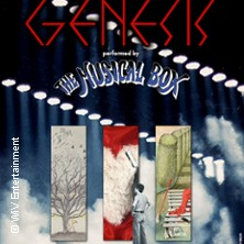 The Musical Box performs Genesis - Extravaganza Tour 2018 in SAARBRÜCKEN * Congresshalle Saarbrücken