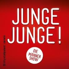Krystallpalast Varieté Leipzig: Junge Junge! Die Männershow in LEIPZIG * Krystallpalast Variete,