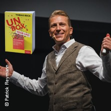 Tobias Beck: Unbox Your Life!