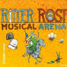 Ritter Rost Musical Arena : Die Originalshow der Ritter Rost Hörbuchreihe!