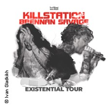 Killstation x Brennan Savage in BERLIN * GRETCHEN,
