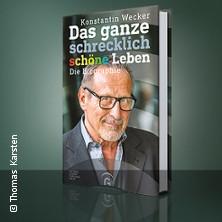 Konstantin Wecker - Das ganze schrecklich schöne Leben in WEISSENFELS * Kulturhaus Weißenfels