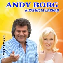 Andy Borg und Patricia Larraß: Ich schenk euch meine Lieder in FREIBERG * Tivoli Freiberg - Sachsen,