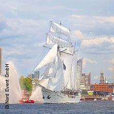 Bild für Event Brunchfahrt beim Hamburger Hafengeburtstag