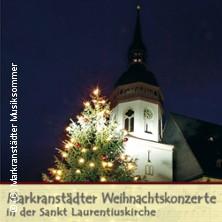 Markranstädter Weihnachtskonzerte - St. Laurentiuskirche Markranstädt