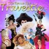 Die Revue der Travestie Karten