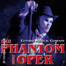 Das Phantom der Oper - Central Musical Company in REGENSBURG * Audimax,