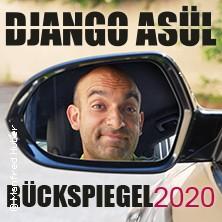 Corona Sondersaalplan: Django Asül - Rückspiegel in Mannheim, 17.12.2020 -