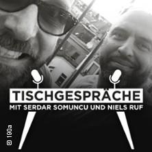 Serdar Somuncu & Niels Ruf in MAINZ * KUZ - Kulturzentrum Mainz,
