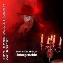 Musical Dinnershow Unforgettable