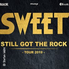The Sweet - Open Air 2019 in EBERSWALDE * Freilichtbühne im Familiengarten,