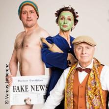 Bild für Event Zwei Zimmer, Küche: Staat! Ab heute wird zurückregiert - Kabarett-Theater Distel Berlin