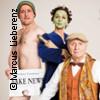 Zwei Zimmer, Küche: Staat! Ab heute wird zurückregiert - Kabarett-Theater Distel Berlin
