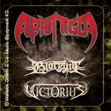 Alpha Tiger & Victorius & Gloryful