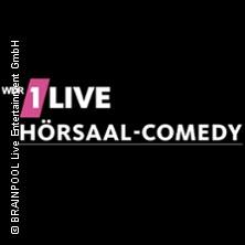 1LIVE Hörsaal-Comedy 2017