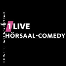 1LIVE Hörsaal-Comedy 2018 in KREFELD * Hochschule Niederrhein, Audimax,