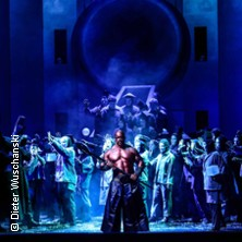 Turandot - Städtische Theater Chemnitz in CHEMNITZ * Opernhaus Chemnitz,