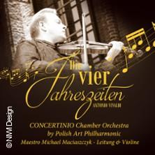 Die Vier Jahreszeiten-CONCERTINO Chamber Orchestra by PolishArtPhilharmonic, Maestro M. Maciaszczyk