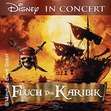 Fluch der Karibik - Disney in Concert in MÜNCHEN * Philharmonie im Gasteig