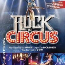 Rock The Circus - Musik für die Augen in ROSENHEIM * KULTUR + KONGRESS ZENTRUM,