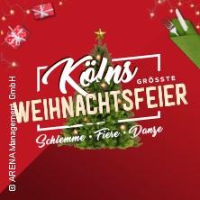 Gop Weihnachtsfeier.Kölns Größte Weihnachtsfeier 2019 Lanxess Arena Köln Tickets Eventim