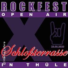 X. Rockfest im Landgasthaus Lohre