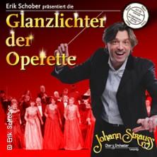 Glanzlichter Der Operette - Johann Strauss Orchester & Chor Leipzig Tickets