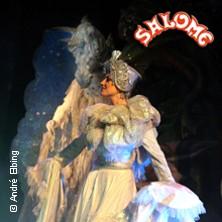 Traumtheater Salome: Reise zu deinem Stern in STUTTGART * Traumtheater Salome Stuttgart,