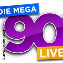 Mega90Er Live Karten für ihre Events 2018