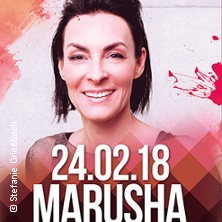 Marusha in DRESDEN * Blauer Salon,