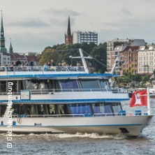 Fahrt durch den Nord-Ostsee-Kanal mit dem Fahrgastschiff MS River Star - Rainer Abicht Elbreederei in HAMBURG * Fahrgastschiff MS River Star,