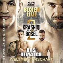 Boxen Live: Das Rematch - Robin Krasniqi vs. Dominic Bösel