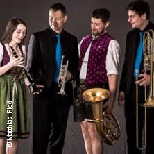 Brass Band A7 trifft Brauhaus Musikanten in FÜSSEN * Ludwigs Festspielhaus Füssen,